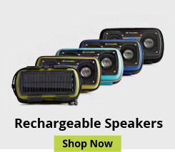 Rechargeable Speakers