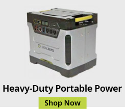 Heavy-Duty Portable Power