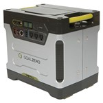 GoalZero Yeti 1250 Solar Generator w/Roll Cart-R Power Pack