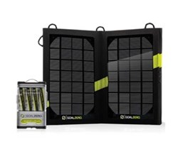 Compact Solar Kits goal zero guide 10 plus adventure kit