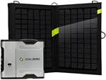 GoalZero Sherpa 50 Solar Kit Recharging Kit 57766-5