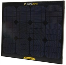 Heavy Duty solar Panels goal zero boulder solar kit yet 1250