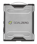 """Goal Zero Sherpa 50 Portable Recharger Brand New Includes One Year Warranty, Product # 11004 The Goal Zero 11004 is an ultra-portable power supply to keep laptops and tablets charged up anywhere you go"