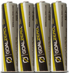 GoalZero Rechargeable AA Batteries-4 pack (Single Pack) Rechargeable B