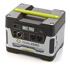 Heavy Duty goalzero yeti 400