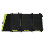 """""""Goal Zero Nomad 20 Brand New Includes One Year Warranty, Product # 12004 The Goal Nomad 20 is a compact solar panel that is durable and weather resistant to withstand the harshest of climates"""